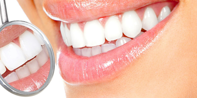 زیبایی دندانها به شیوه پروتز دندان